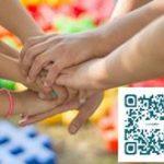 Questionnaire famille en Dombes avec QR code