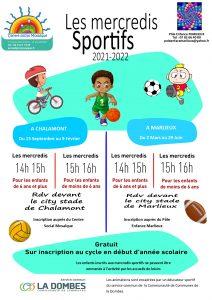 Mercredis sportifs à Chalamont
