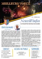 Neuvill'infos, n°3, Janvier 2021