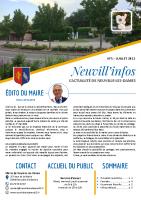 Neuvillinfos n°5 juillet 2021